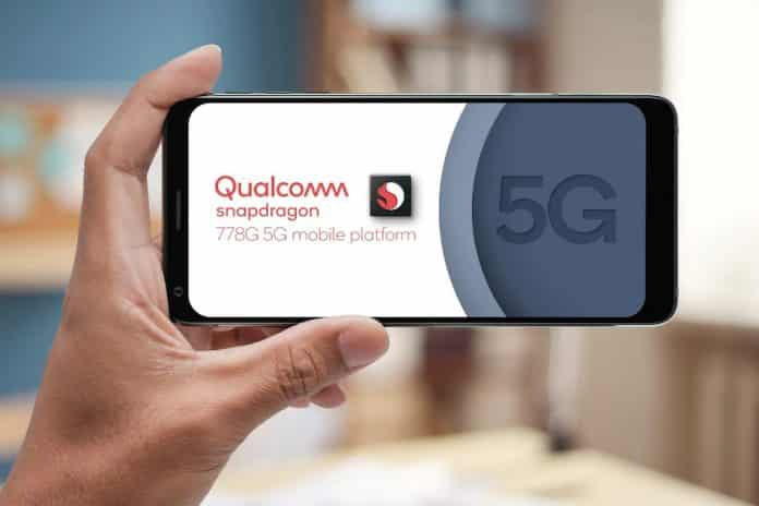 Qualcomm Snapdragon 778G 5G SoC is now official