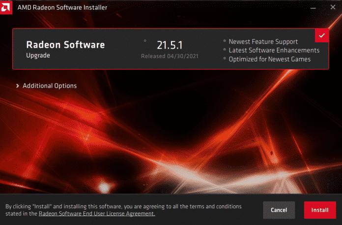 AMD Radeon Software Adrenalin 2020 Edition 21.5.1 brings up to 13% performance uplift Resident Evil Village