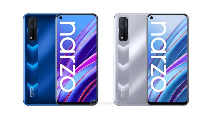 Realme Narzo 30 launched with Helio G95 SoC in Malaysia | Find Prices and specifications here