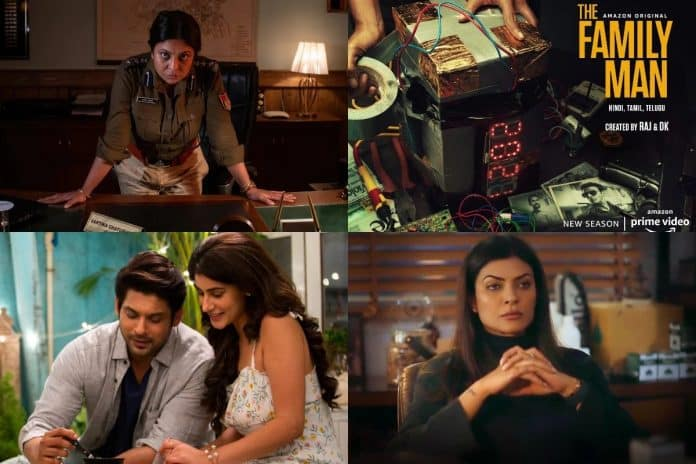All the upcoming Indian Web Series releasing in June 2021