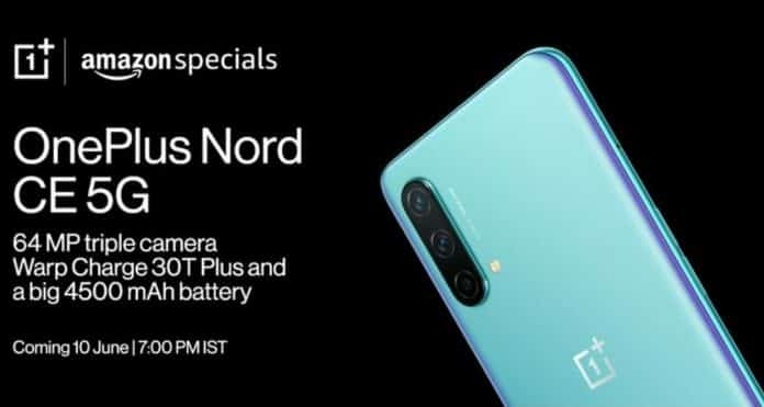 OnePlus Nord CE 5G will be cheaper than OnePlus Nord in India   Official First look