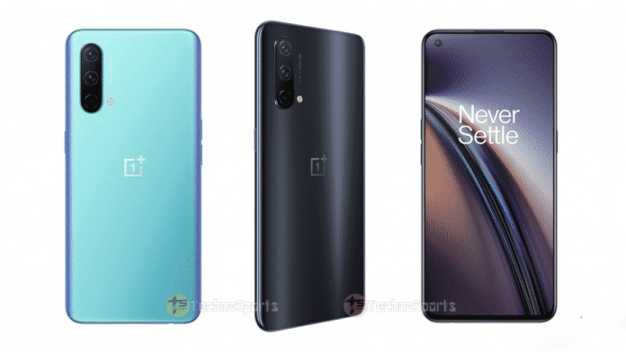 Here are some official and non-official full phone images of the OnePlus Nord CE 5G