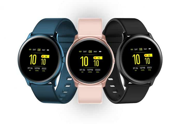 Gionee Smartwatch 7 (StylFit GSW7) launched in India with a huge battery and SpO2 meter