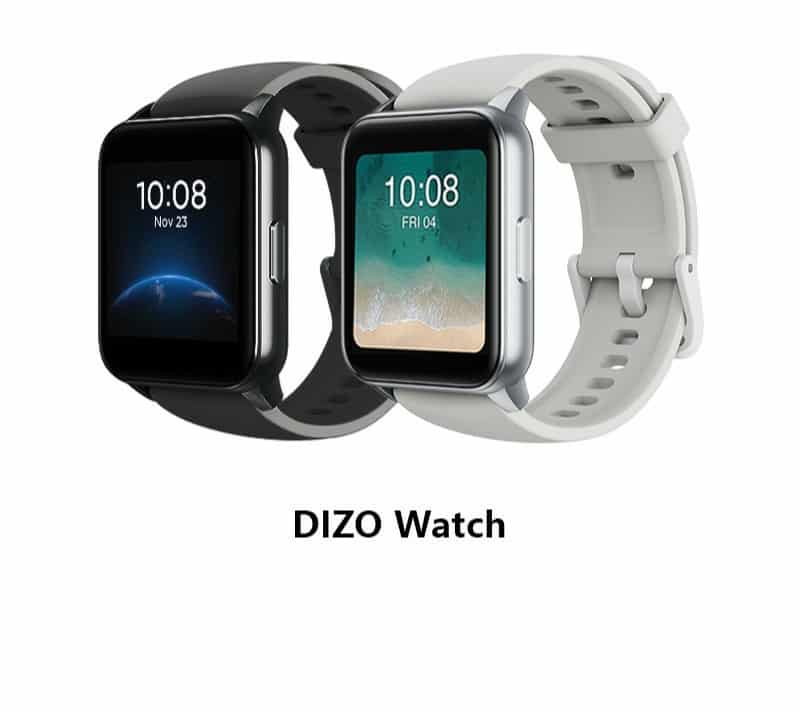 DIZO GoPods , Watch and GoPods D is now listed at its official website prior official announcement