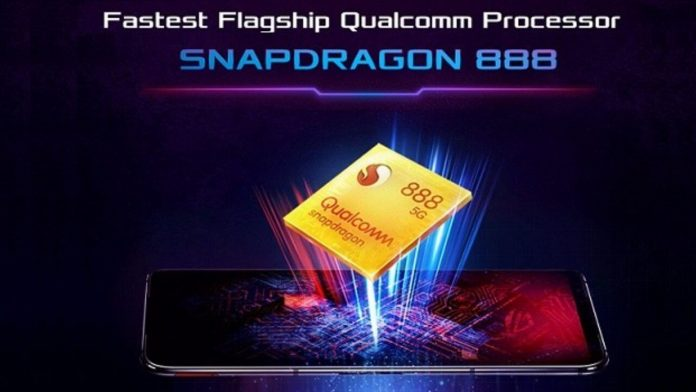List of Snapdragon 888 SoC powered smartphones in India