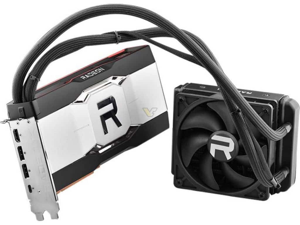 Is a liquid cooled Radeon RX 6900 XTX GPU an answer for AMD for NVIDIA's RTX 3080 Ti?