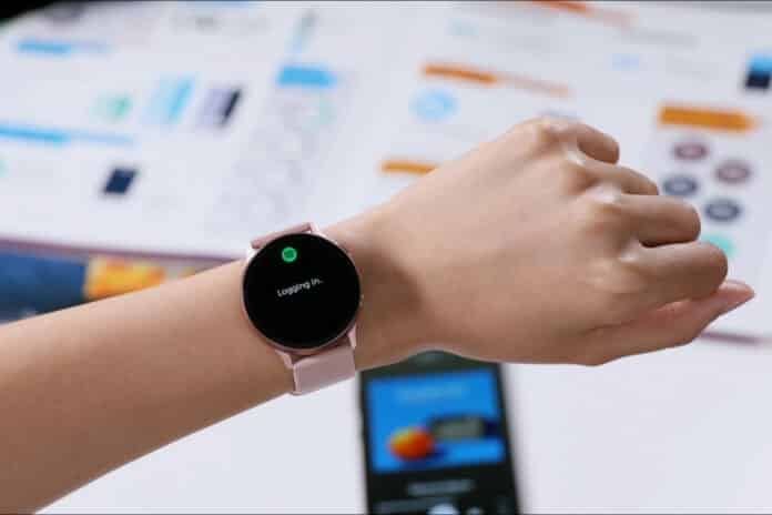 Samsung may tease new smartwatch Operating System of the watch 4 at MWC 2021