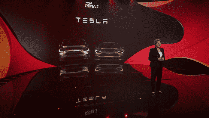 AMD RDNA 2 GPU Architecture will decorate Tesla Model S and Model X Automated cars_TechnoSports.co.in