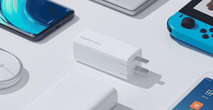 Xiaomi's 65W dual-port GaN charger lands in China for 149 yuan or $23