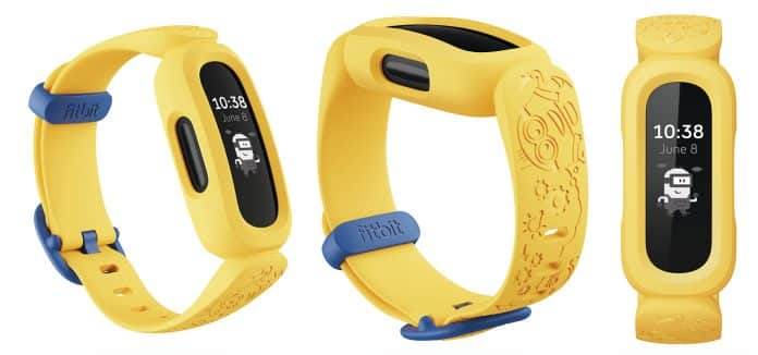 Fitbit launches Special Edition Ace 3 starring Minions, releases additional updates