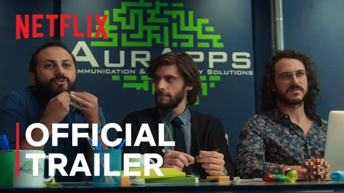 """Generation 56K"": Netflix has released the trailer of Italian Romantic Series"