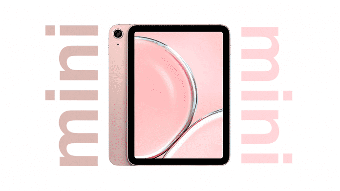 iPad Mini 6 may come with slimmer bezels and no Home button