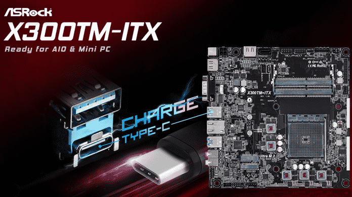 ASRock launches AMD X570S PG Riptide, B550 PG Riptide, and X300TM-ITX motherboards