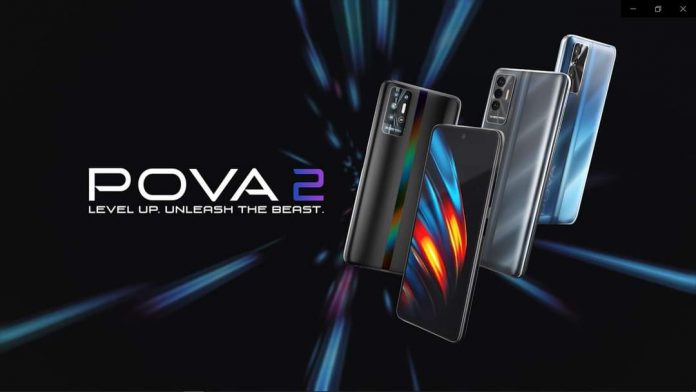 Tecno POVA 2 Launched in the Philippines: Price and Specifications