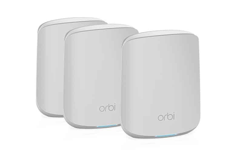 NETGEAR Introduces Orbi RBK353, the reliable starting range for WiFi 6 Mesh System - TechnoSports